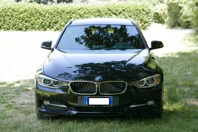 BMW 316 d Touring Sport Immagine 1