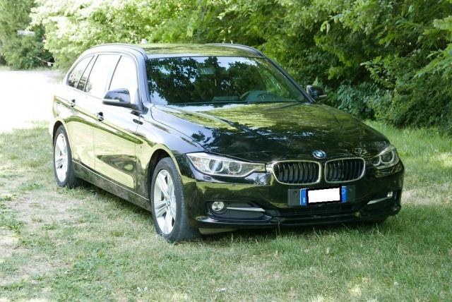BMW 316 d Touring Sport Immagine 2