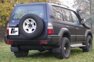 immagine per Toyota Land Cruiser 10