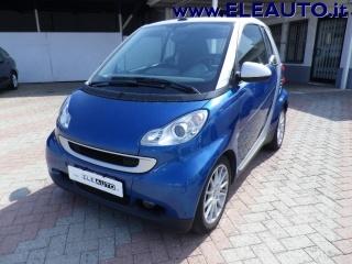 Smart fortwo 2 usato fortwo 1000 52 kw cabrio passion