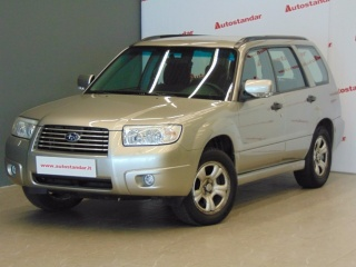 Subaru forester usato 2.0 16v cat x pm bi-fuel