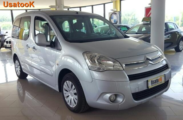 CITROEN Berlingo 1.6 8V HDi 110CV FAP Multispace Immagine 2