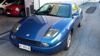 Fiat coupé usato 2.0 i.e. 16v plus