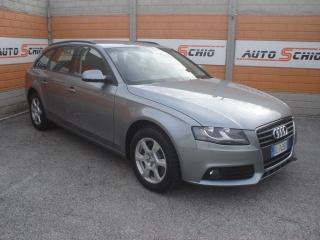 Audi a4 4 usato a4 avant 2.0 tdi 143cv f.ap.