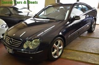 Mercedes Classe CLK (C/A209)                      Usato CLK 320 CDI cat Elegance