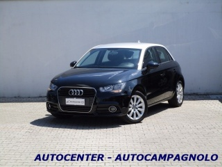 Audi A1 Usato SPB 1.6 TDI 90 CV Attraction