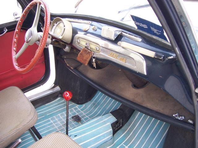 FIAT 600 Serie Speciale Immagine 4