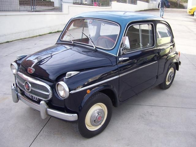 FIAT 600 Serie Speciale