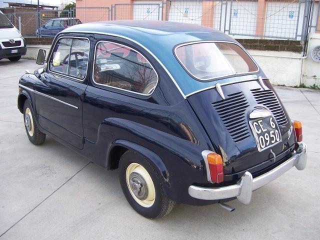 FIAT 600 Serie Speciale Immagine 3