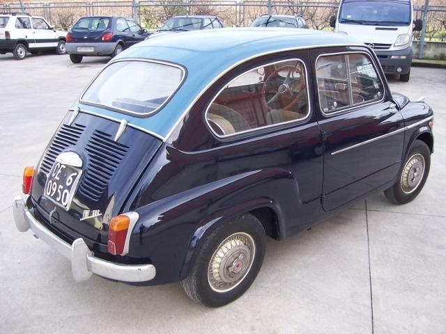 FIAT 600 Serie Speciale Immagine 2