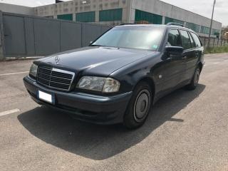 Mercedes classe c usato c 200 cat s.w. elegance selection