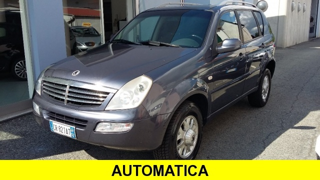 SSANGYONG REXTON 2.7 XDi cat Plus Immagine 0