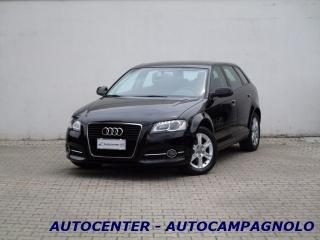 Audi a3 2 usato a3 spb 2.0 tdi f.ap. attraction