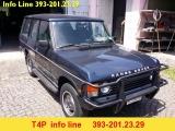Land Rover Range Rover 2.5 Td 5 Porte Vogue Motore Nuovo + Gancio Traino - immagine 1