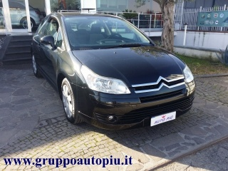 Citroen c4 usato coupé 1.6 hdi 90cv seduction