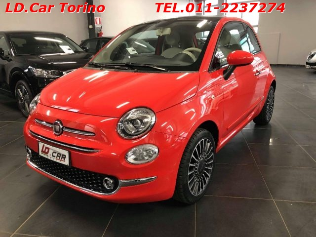 FIAT 500 1.2 Lounge PACK STYLE+CLIMA AUTO.+CRUISE C.* Immagine 0