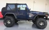 Jeep Wrangler Tj Off Road Estremo Asi (omologato) - immagine 4