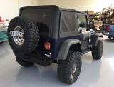 Jeep Wrangler Tj Off Road Estremo Asi (omologato) - immagine 5