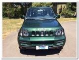 Suzuki Jimny 1.3i 16v Cat 4wd Jlx - immagine 6