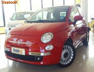 Fiat 500 usato 1.3 multijet 16v 75 cv lounge