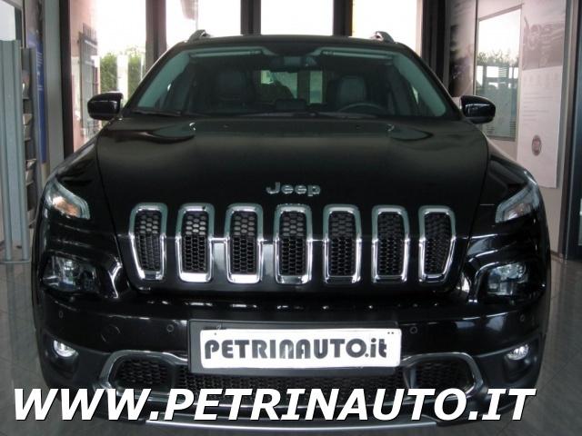 JEEP Cherokee 2.0 Mjt II 4WD Active Drive I Limited Immagine 1