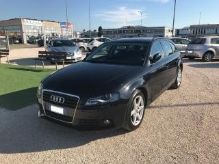 Audi a4 4 usato a4 avant 2.0 tdi 143cv f.ap. mult. adv.