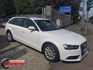 Audi a4 4 usato a4 avant 2.0 tdi 177cv ambiente