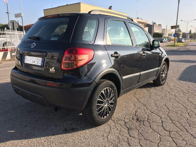 FIAT Sedici 1.9 MJT 120 CV 4x4 Dynamic Immagine 2