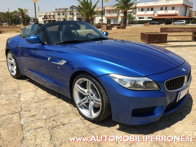 BMW Z4 Blu Estoril metallizzato