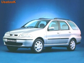 Fiat palio usato 1.9 jtd weekend