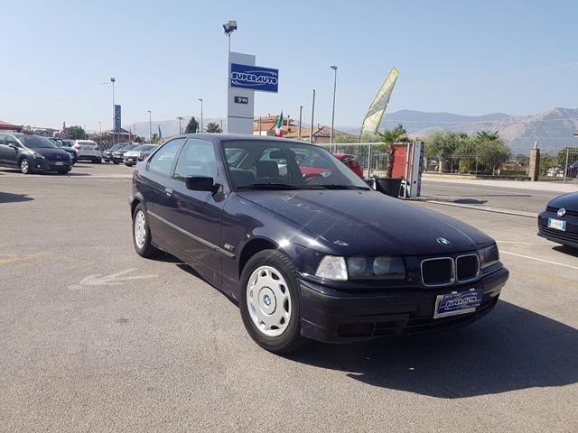 BMW 316 I  COMPACT  ( ARIA CONDIZIONATA ) Immagine 4