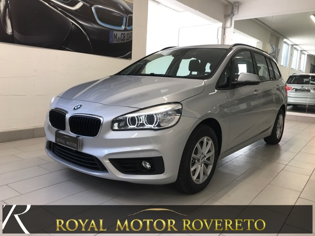 BMW 218 Antracite pastello