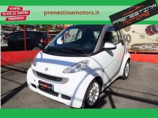 Smart fortwo 2 usato fortwo 1000 52 kw mhd coupé passion