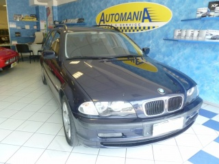 Bmw Serie 3       (E46)                      Usato 320d turbodiesel cat Touring