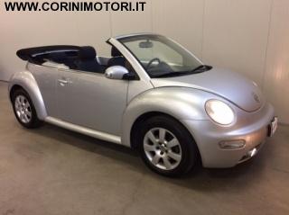 Volkswagen new beetle usato 1.9 tdi 101cv cabrio