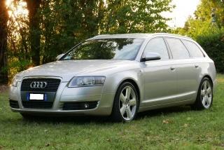 Audi A6 3 Usato .0 V6 TDI F.AP. qu. Av.