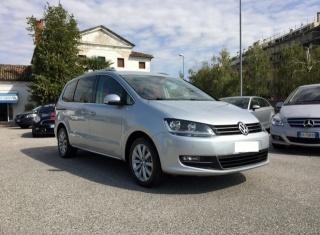 Volkswagen sharan usato 7 posti highline bluemotion technology