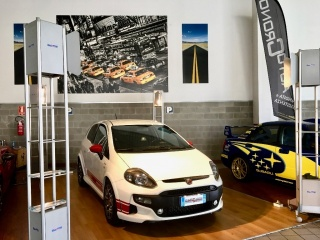 ABARTH Punto Evo Punto Supersport 1.4 Turbo Multiair 180CV Usata