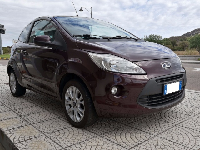 FORD Ka Marrone metallizzato