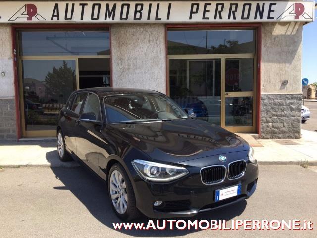 """BMW 116 d 5p. Urban (Xeno-cerchi 17"""") Immagine 1"""