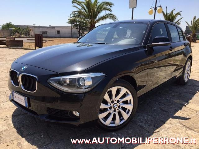 """BMW 116 d 5p. Urban (Xeno-cerchi 17"""") Immagine 2"""