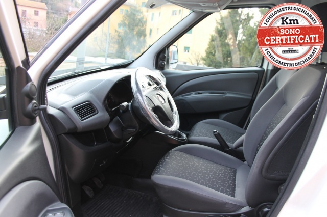FIAT Doblo Doblò 1.4 T-Jet Natural Power PC-TN Cargo Lamierat Immagine 4