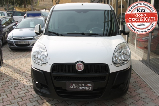 FIAT Doblo Doblò 1.4 T-Jet Natural Power PC-TN Cargo Lamierat Immagine 1