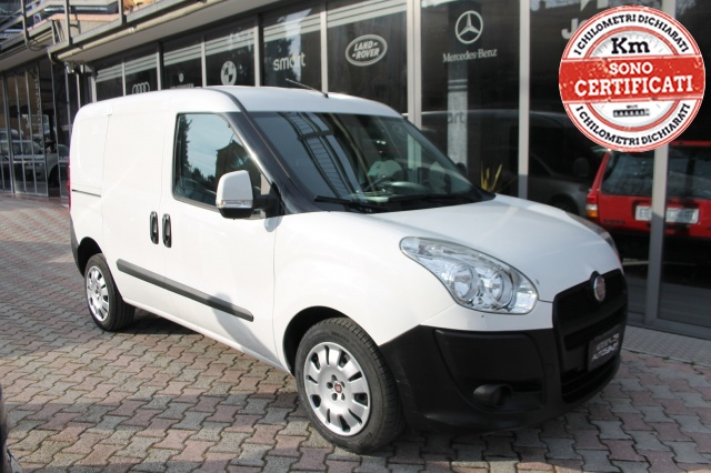 FIAT Doblo Doblò 1.4 T-Jet Natural Power PC-TN Cargo Lamierat Immagine 0