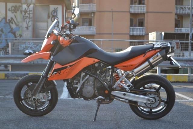 KTM 990 Supermoto Mag. 2OO8 Permute Rate Garanzia Immagine 3