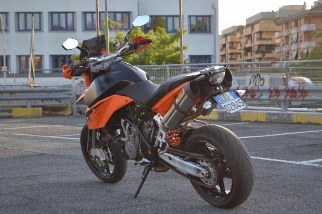 KTM 990 Supermoto Mag. 2OO8 Permute Rate Garanzia Immagine 4