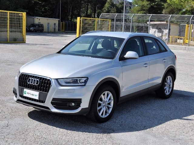 AUDI Q3 2.0 TDI Advanced Plus 111000 km