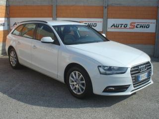 Audi a4 4 usato a4 avant 2.0 tdi 143cv f.ap. mult.