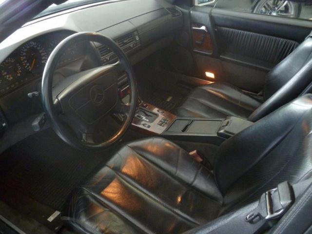 MERCEDES-BENZ SL 320 Cambio Automatico Immagine 4