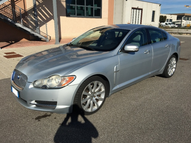 JAGUAR XF 2.7D 207 cv LUXURY 265000 km